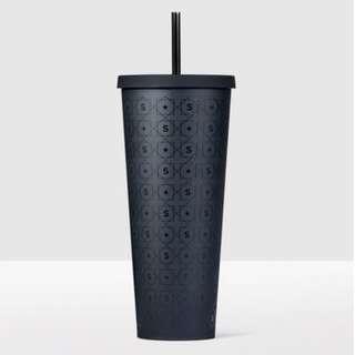 Starbucks 星巴克經典不鏽鋼隨行杯(經典黑/寶石藍)24oz Venti 特大杯