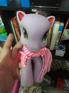 Purple pony