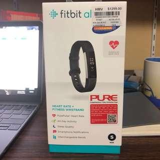 Fitbit Alta HR - Black
