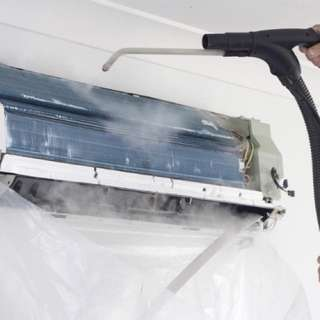 Aircon Service With Steam Treatment