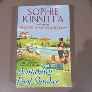 Swimming Pool Sunday by Sofie Kinsella