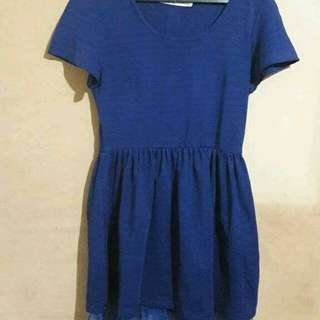royal blue tutu dress