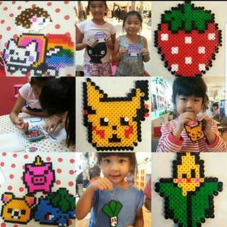 Hama Beads Party