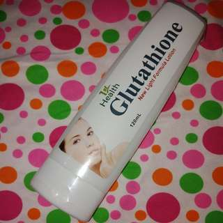 Glutathione New Light Formula Lotion