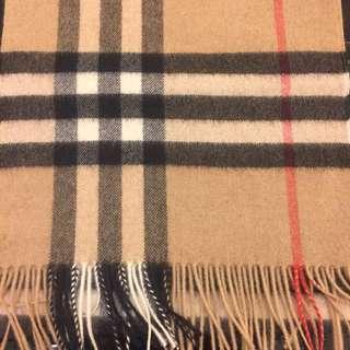‼️Burberry cashmere scarf
