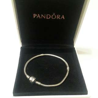 Pandora Bracelete 17cm