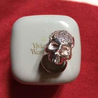 ‼️Vivienne Westwood skull ring