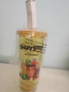 Angry birds tumbler