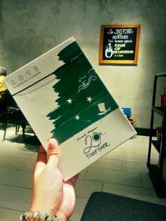 SALE STARBUCKS PLANNER 2018 for P799 only