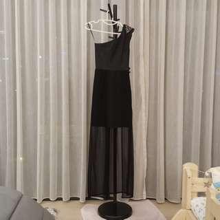 Punky Long Dress (Miss Selfridge)