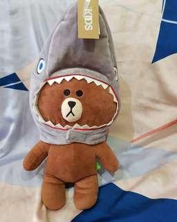 Topi Baby Shark / Topi lucu anak