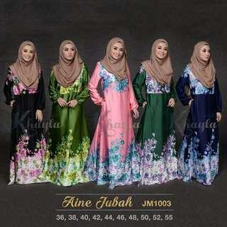 AINE JUBAH (CODE JM1003)