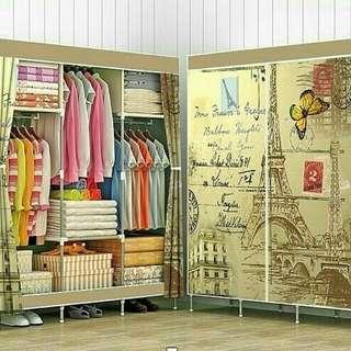 Rak Baju Serbaguna / Multifunction Wardrobe / Lemari Baju