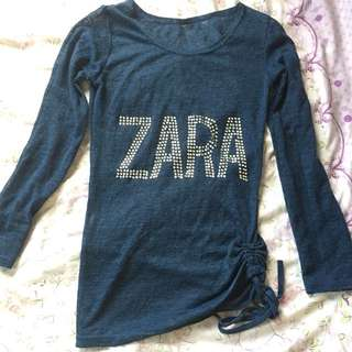 Zara inspired sweatshirt