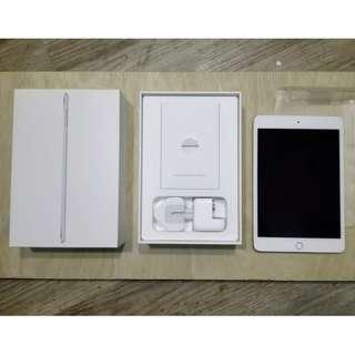 iPad mini 4 Wi-Fi Silver new