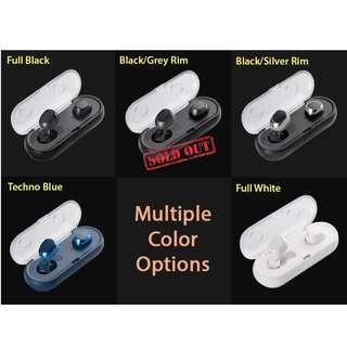 Mini Wireless Bluetooth Anti-Fall Earbuds