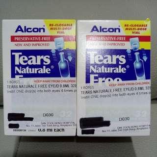 Tears Naturale® Free Eye/D 0.8ML 32S/Box