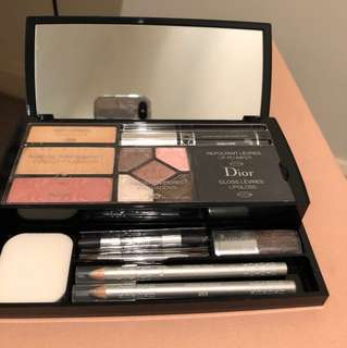 Dior travel exclusive palette