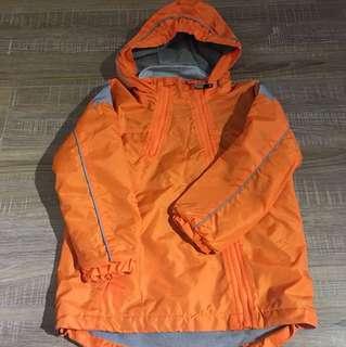 5-6歲鋪棉防潑水外套