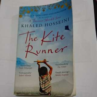 The kite runner-Novel