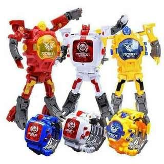 Transformers watch
