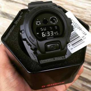 BEST🌟SELLING GSHOCK :1-YEAR OFFICIAL VALID WARRANTY: New Originally Authentic G-SHOCK Resistant In Deep BLACK-OUT Stealth Matt SUPER ILLUMINATOR LIGHTS Best Surprise Gift For Most Rough Users & Unisex Too..