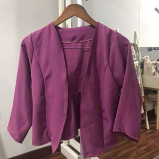 Outer purple