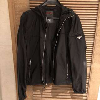 Prada men Black jacket size 48