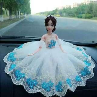🚚 車載娃娃車內裝飾