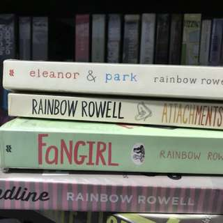 Rainbow Rowell Collection