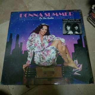Donna Summers 1&2 Vinyl Record