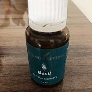 Basil 100% Essential Oil (15ml)