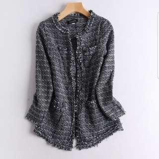 Beautiful Tweed Coat