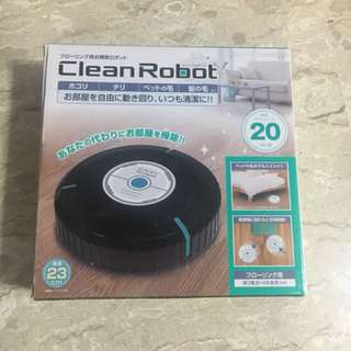 Robotic vacuum cleaner- no cable