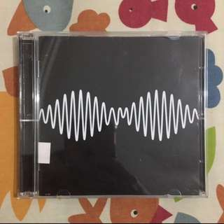 Arctic Monkeys AM album