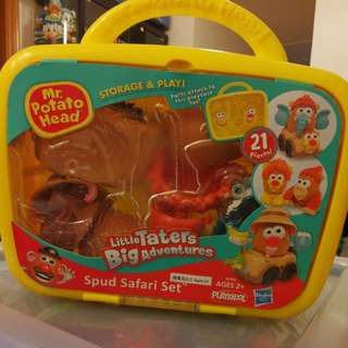 Playskool Mr Potato Head Spud Safari Set 薯蛋頭先生
