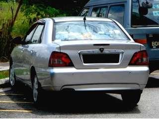 Proton waja mmc 2003 auto 1.6