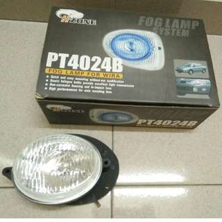 Proton Wira Fog Lamp,incomplete set