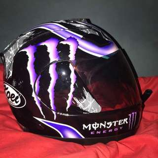 Koei Helmet Monster Energy