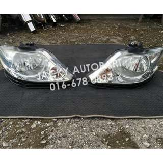 Lampu Headlamp Facelift Honda City Aria GD8 Japan