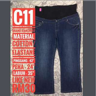 Maternity/Pregnant Jeans C11