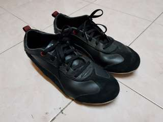 Original Puma Ferrari CARA Pelle Sneaker Shoes