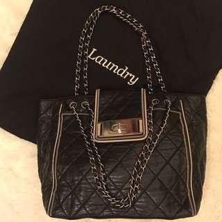 Chanel 黑色大袋