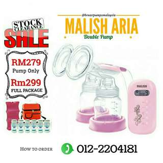 Malish Aria Double Electric Breast Pump