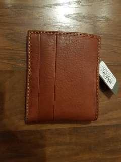 Men's Fossil wallet