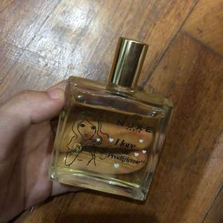 Perfume for hair/body