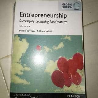 entrepreneurships