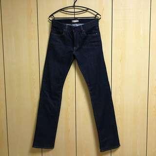 🚚 Uniqlo 原色 牛仔褲 養褲