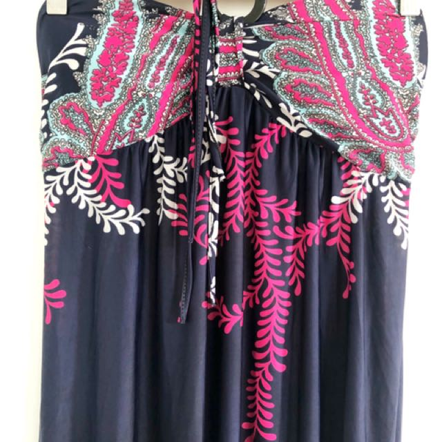 2 for $5 Samoan Maxi Dresses!