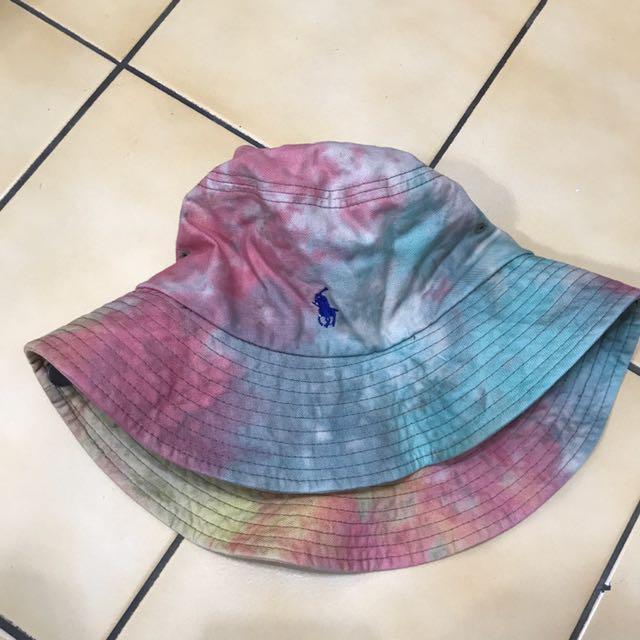 復古渲染漁夫帽